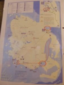 イルデパン島 ピローグツアー