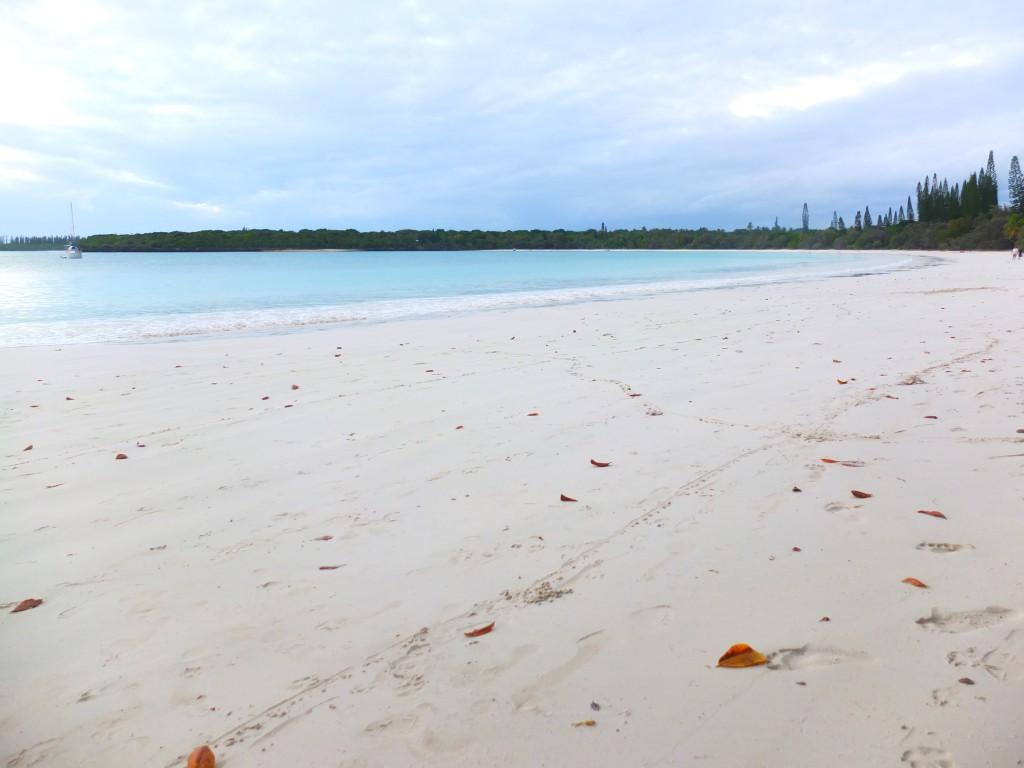イルデパン島 クトビーチ