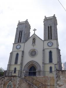 セントジョセフ大聖堂@ニューカレドニア(ヌメア)