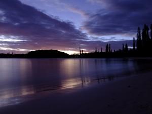 イルデパン島 カヌメラビーチで撮った写真