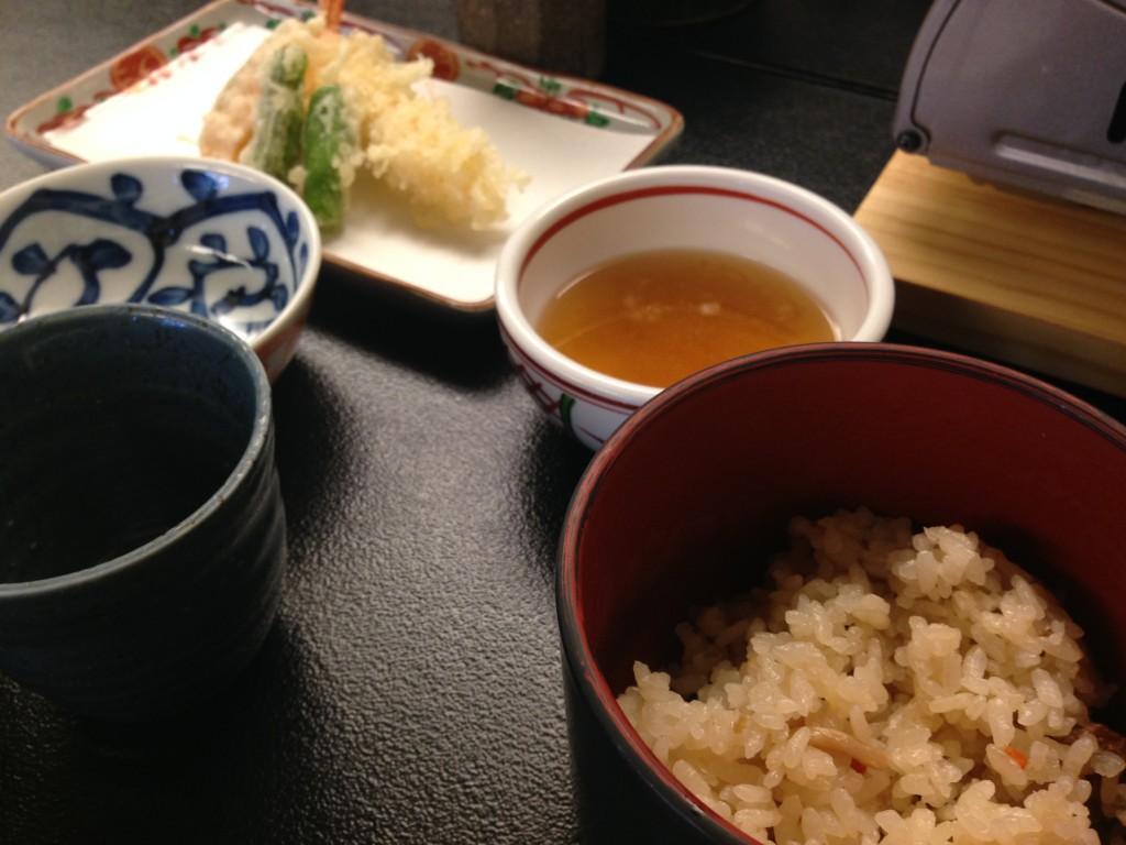 京都 花筏さんのランチ2