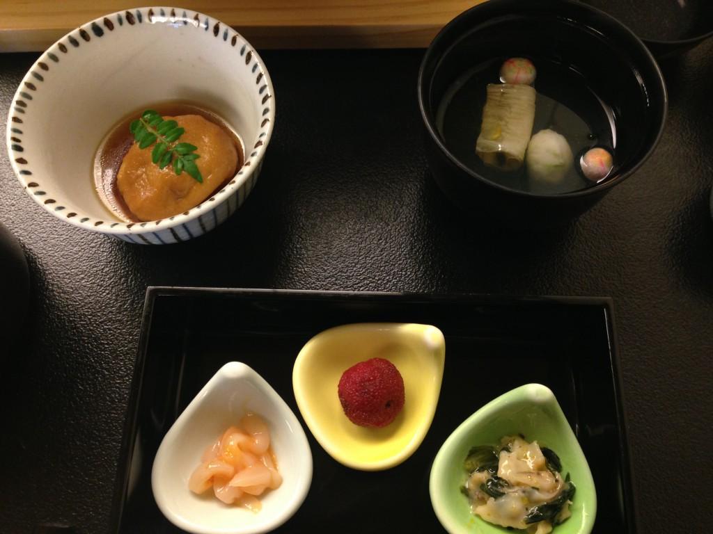 京都 花筏さんのランチ4